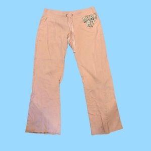 5/$25⭐️ pink aéropostale comfy pants